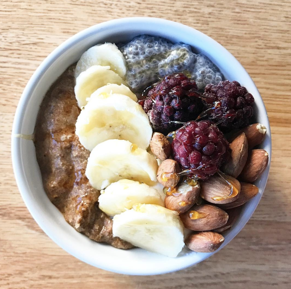 Chia Pudding Wildways Hot Cereal