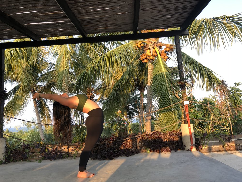 Puerto Escondido Yoga - ApproachingPaleo