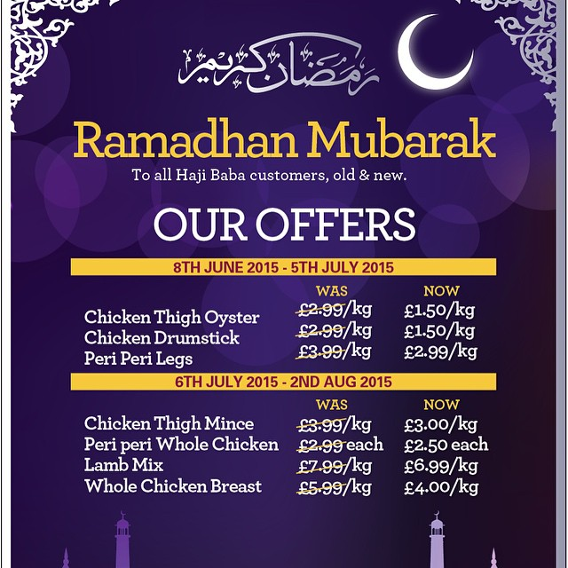 Morrison Preston Ramadan Offers