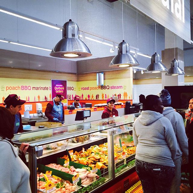 Pop in to your new ASDA Barking with a new halal meat counter and Halal Cooked Chicken! @asda #halal#food#fresh#cooked#london