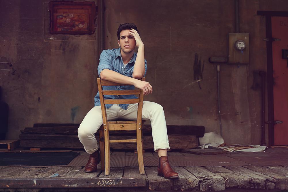 Max DiNatale Male Model Greenville Charlotte Wilmington Charleston Atlanta