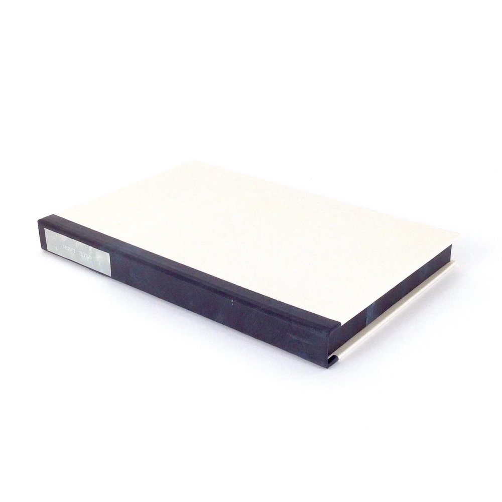 Copy of Design Binding—Clamshell Box Closed
