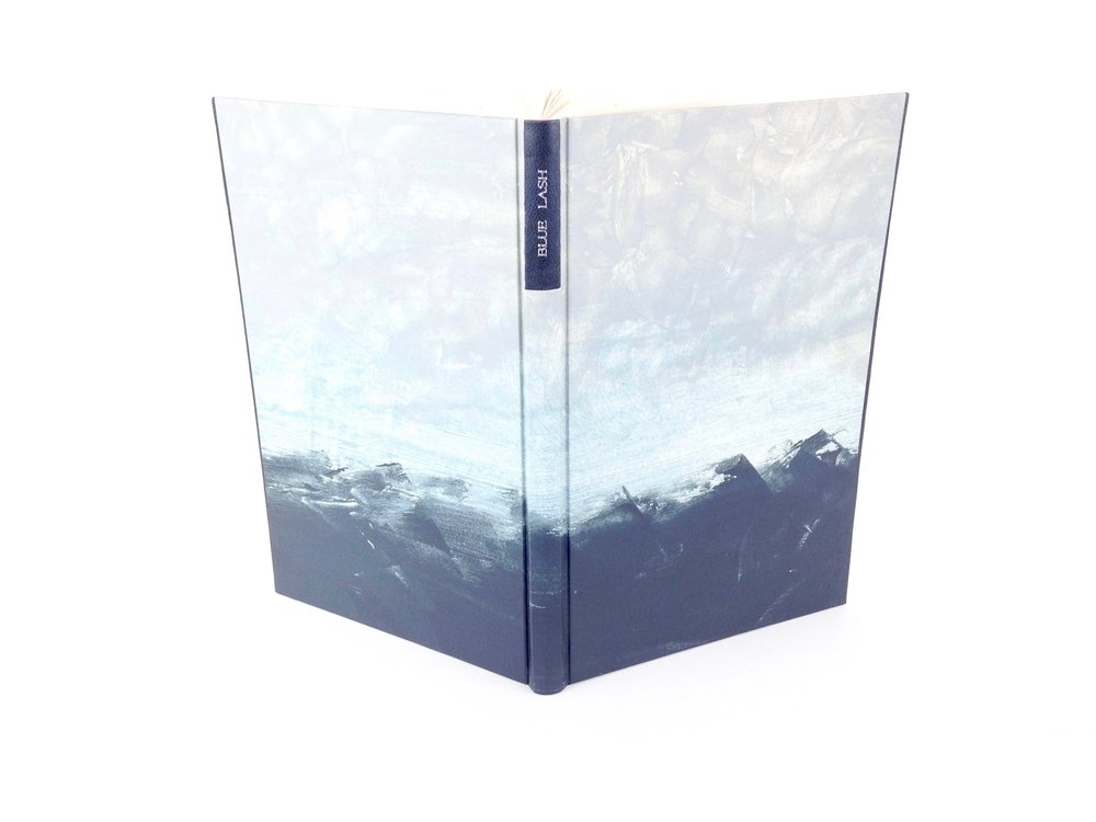 Copy of Design Binding—Blue Lash by Jim Armstrong, 2006