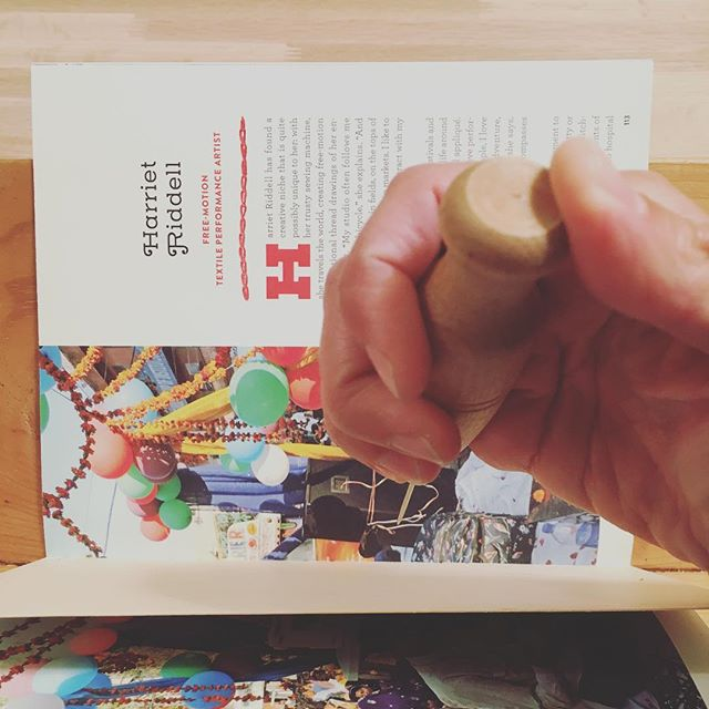 #ovenbirdbindery #bookbinding #bookbinder #books #booksofinstagram #bookstagram #bookish #booklover #handmade #handmadebooks #rarebooks #stitchillo #stitchillobinding #stitchillobook #uppercasemag