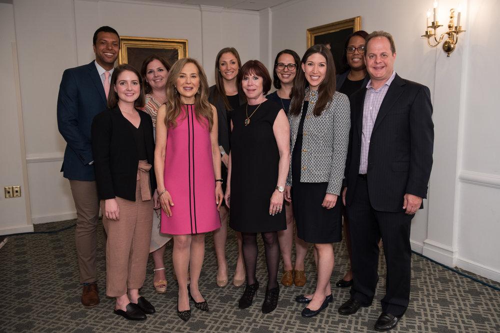 Princeton Club New York- Early Stage Careers panelists photo.jpg