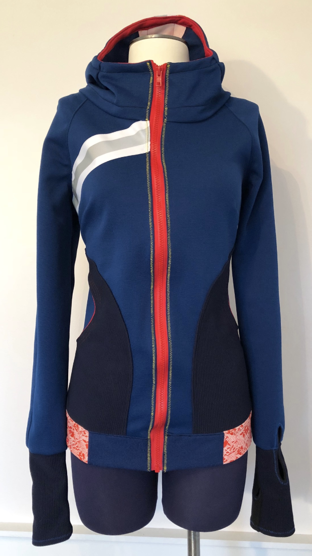 Vander Jacket Clothing - The sew shop has worked on many projects with Vander Jacket over the years. Give something special to the runner in your life!