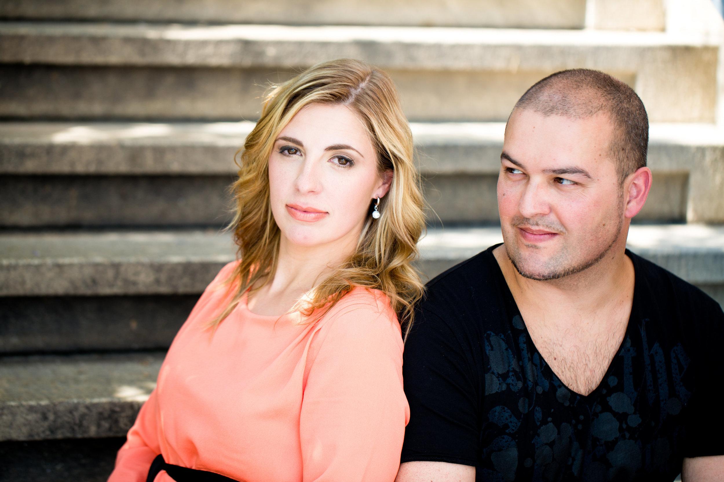 Carina + David, foto door Anouschka Rokebrand