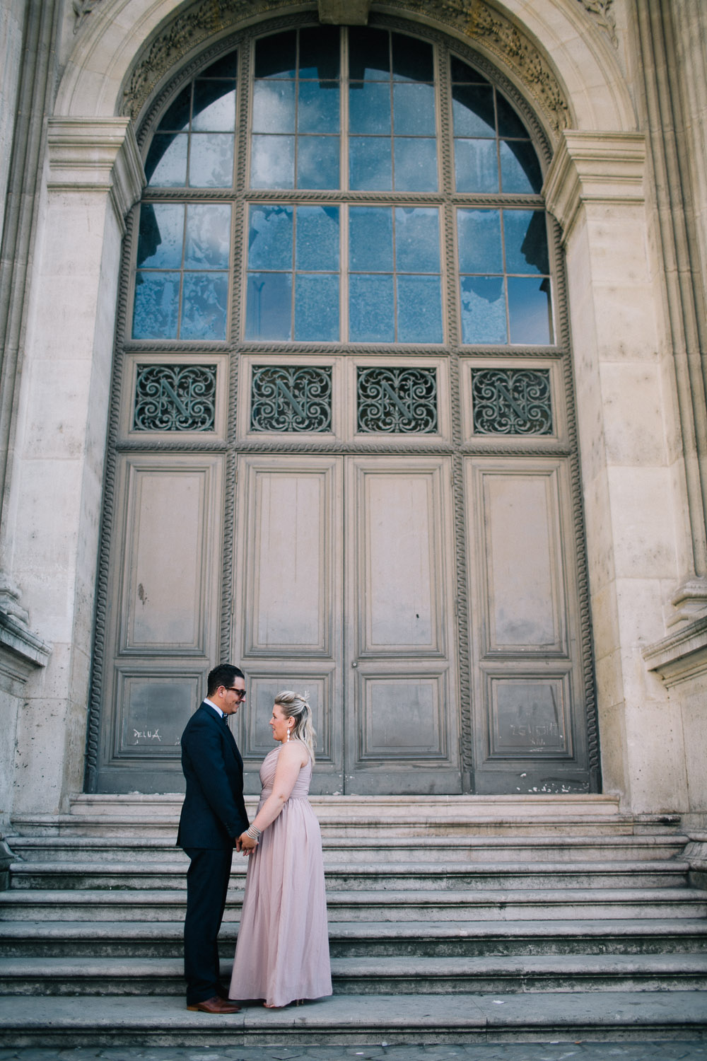 Pre wedding Paris photographer