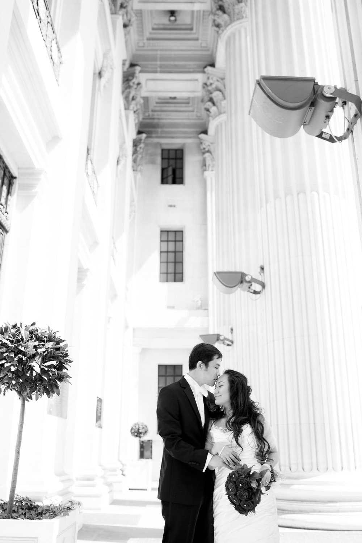 Huwelijk in Londen, Engeland