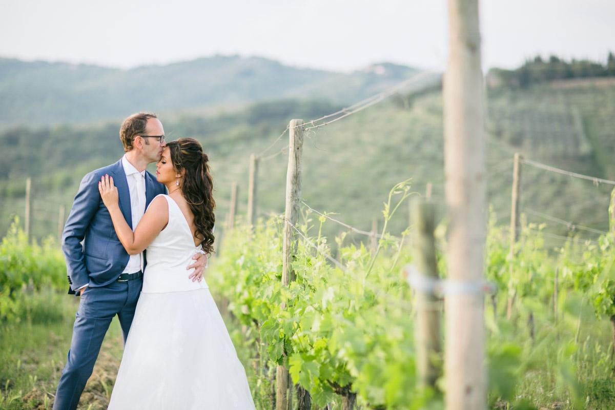 Huwelijksfotograaf Toscanië
