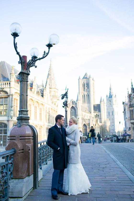Ghent wedding photographer