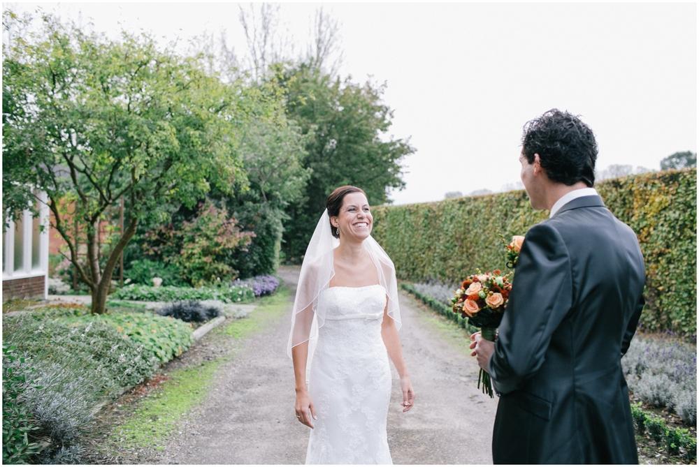Wedding Hulst First look