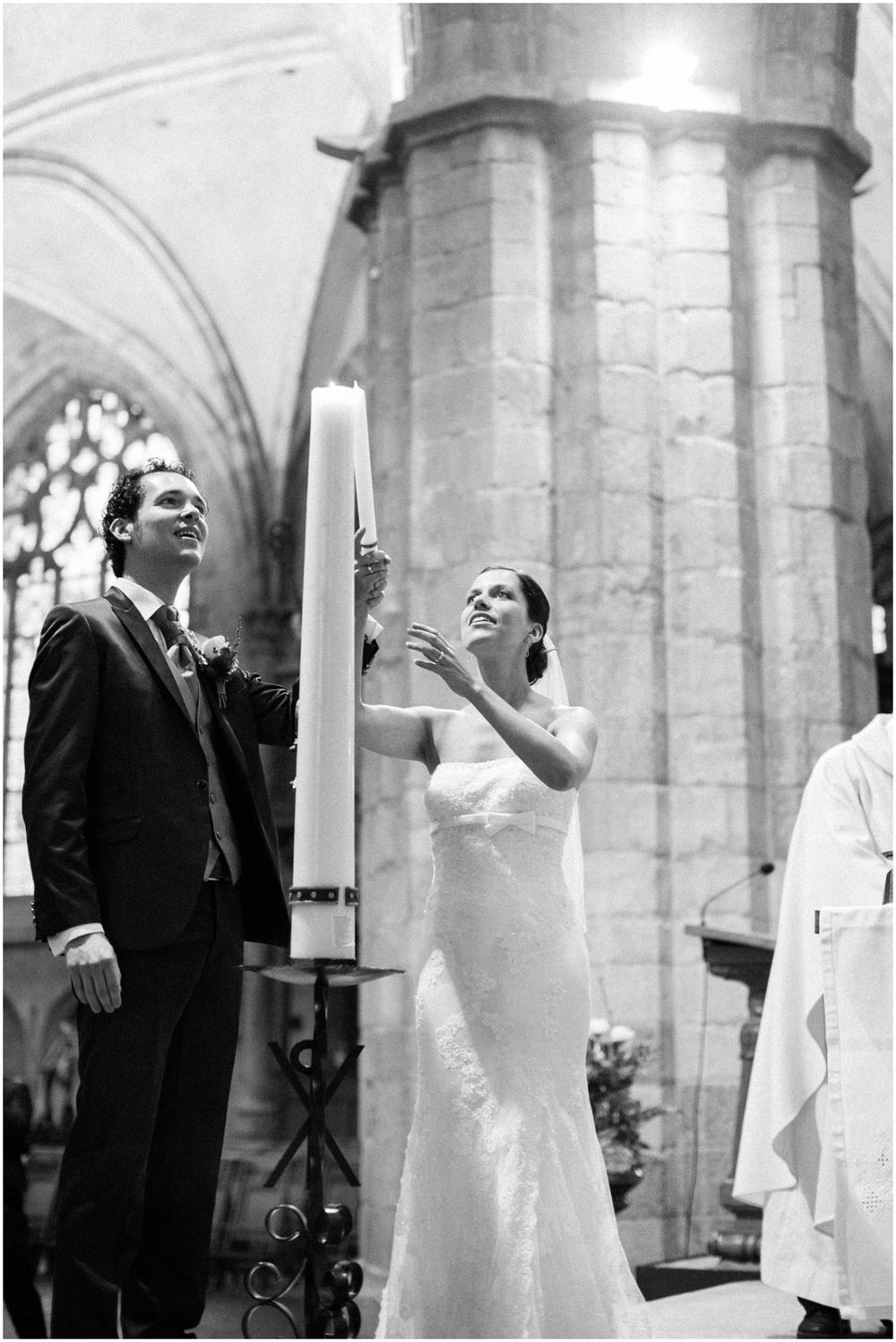 Church wedding in Hulst