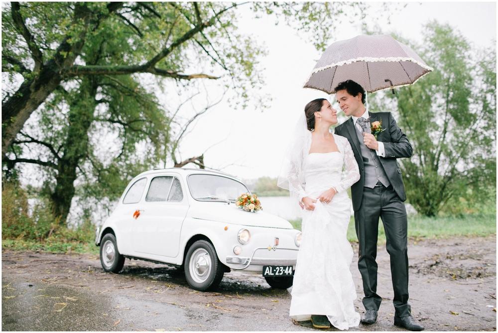 Wedding Fiat 500