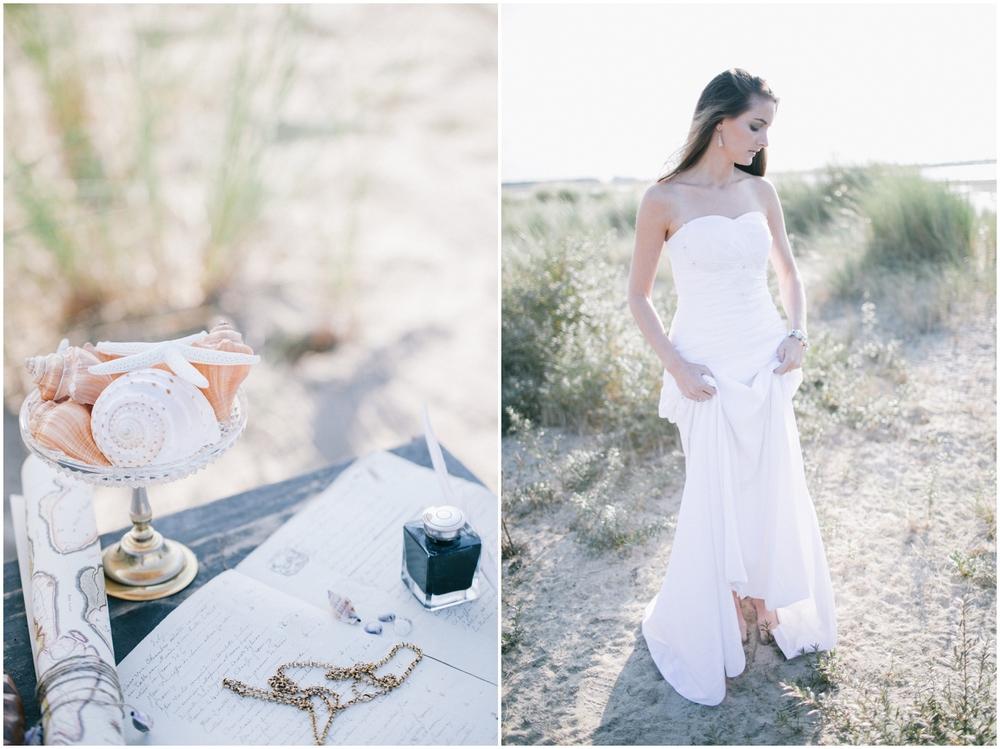Bride inspiration beach