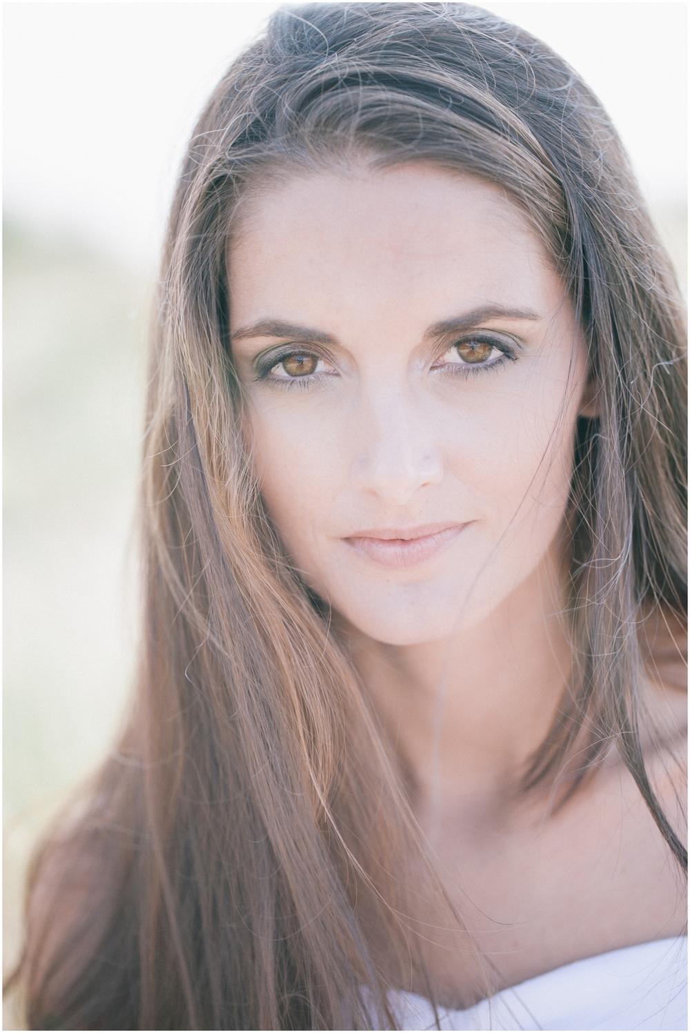 Model Nikki Keulemans