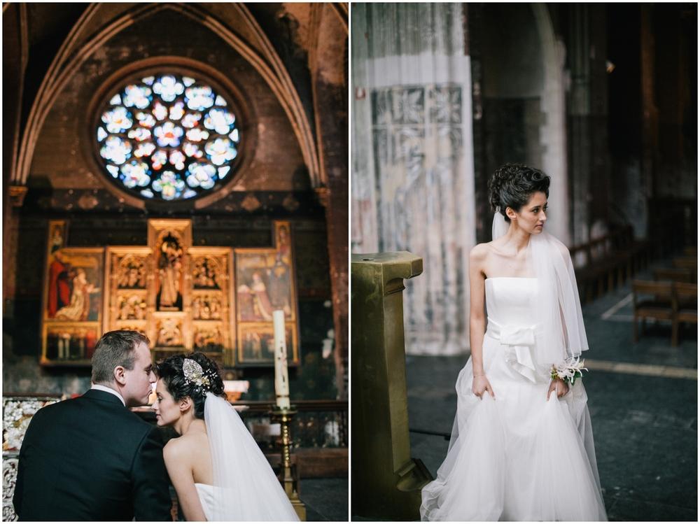 Huwelijk Kathedraal Antwerpen