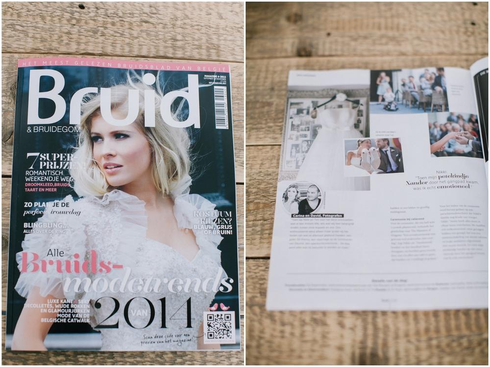Bruid en Bruidegom magazine