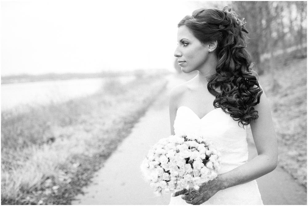 Huwelijksreportage dijk Temse