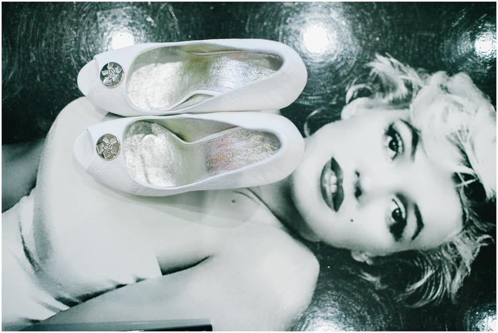 Schoenen Marilyn Monroe