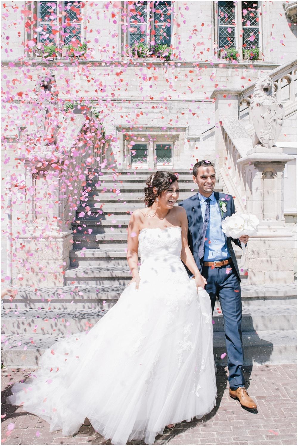 City hall Sint-Niklaas wedding