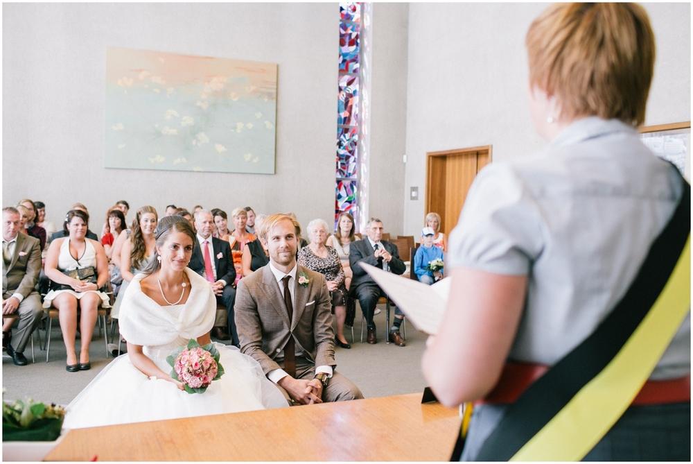Huwelijk gemeente Schoten