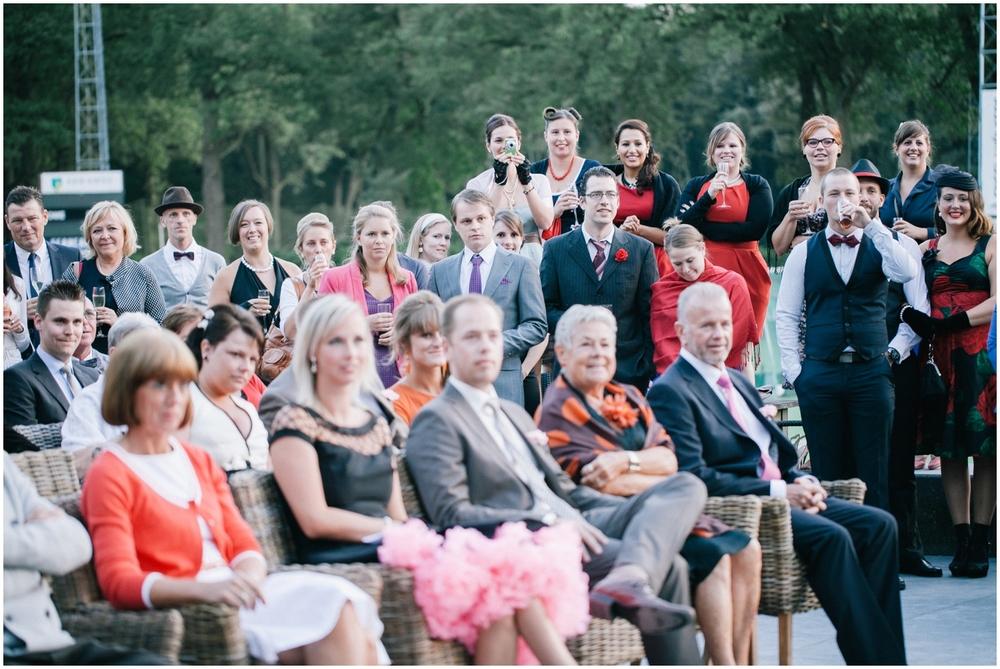 Huwelijksceremonie Mansion of the Dragons, Brasschaat