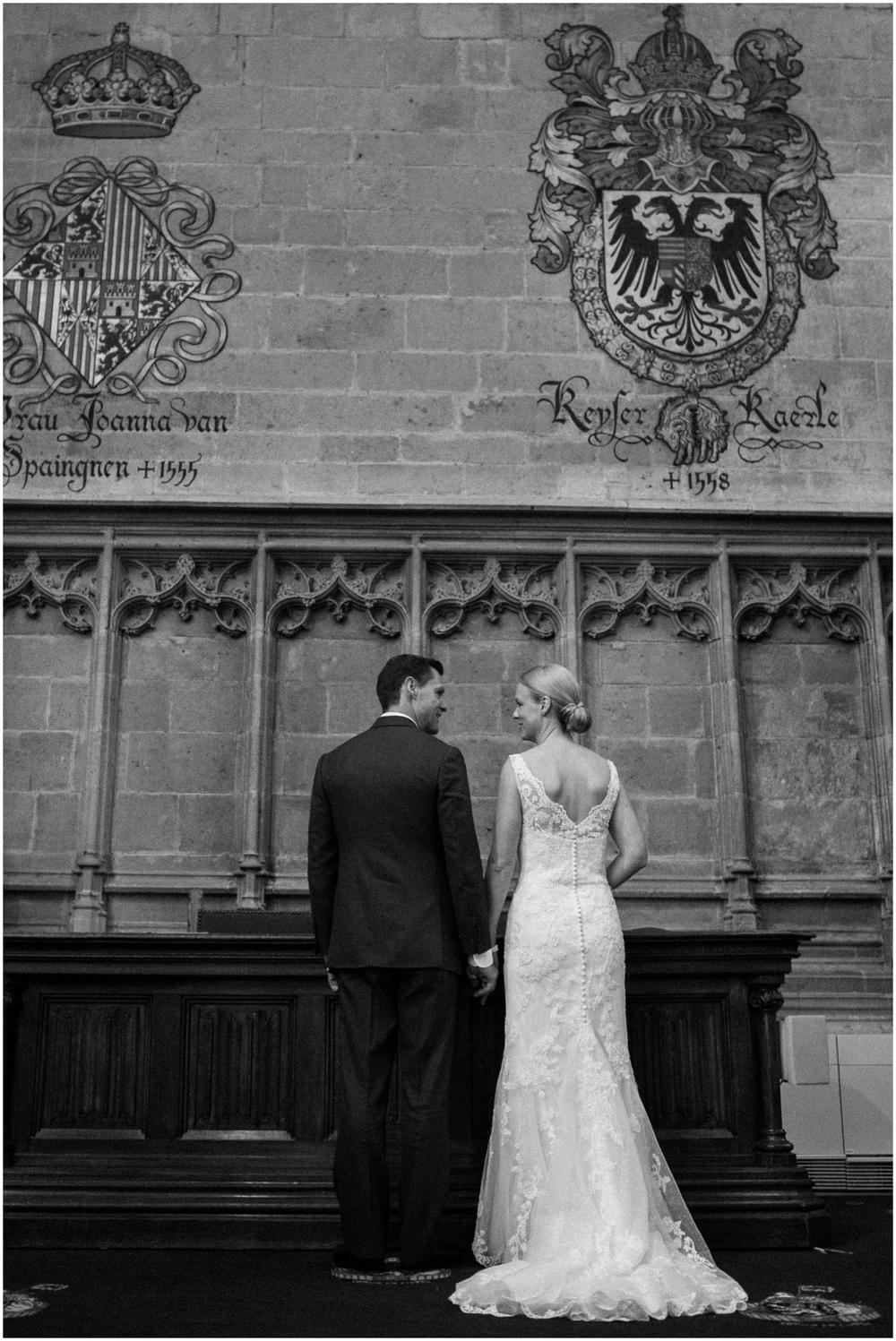 Stadhuis Gent huwelijk