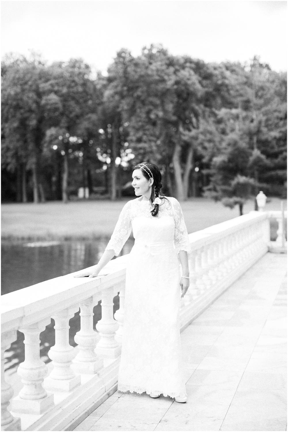 Huwelijksreportage Kasteel van Zwijnaarde