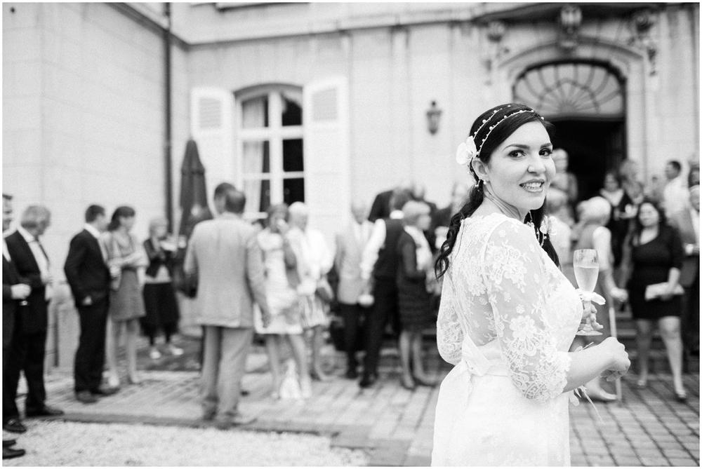 Zwijnaarde Castle wedding
