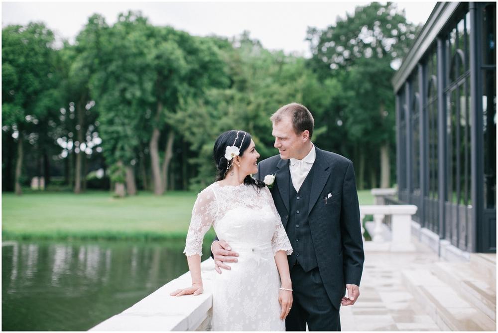 Bohemian wedding Kasteel van Zwijnaarde