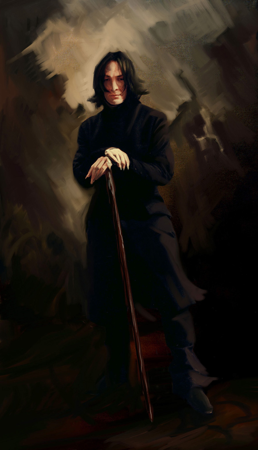Harry Potter - Snape Portrait.jpg