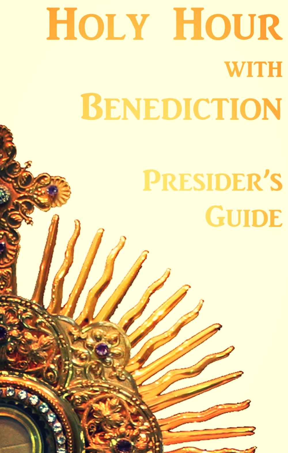 Presider's Guide for Adoration