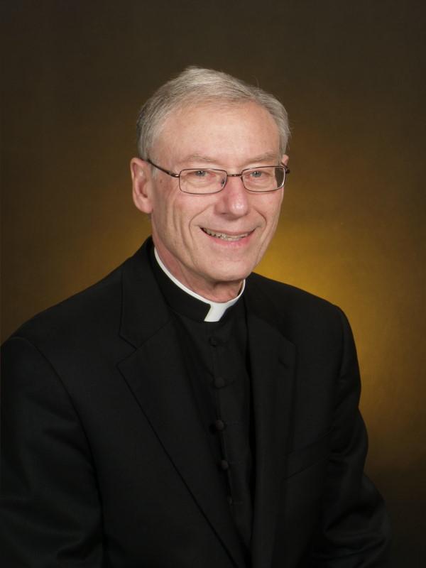 Msgr. Eugene L. Lozinski, JCL