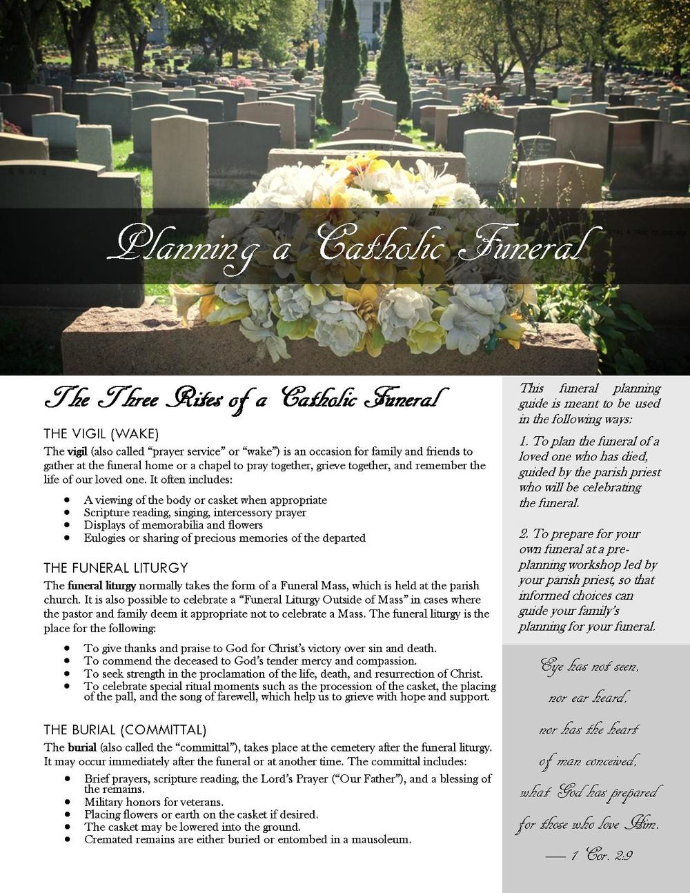 Funerals diocese of new ulm printable resources for funerals izmirmasajfo
