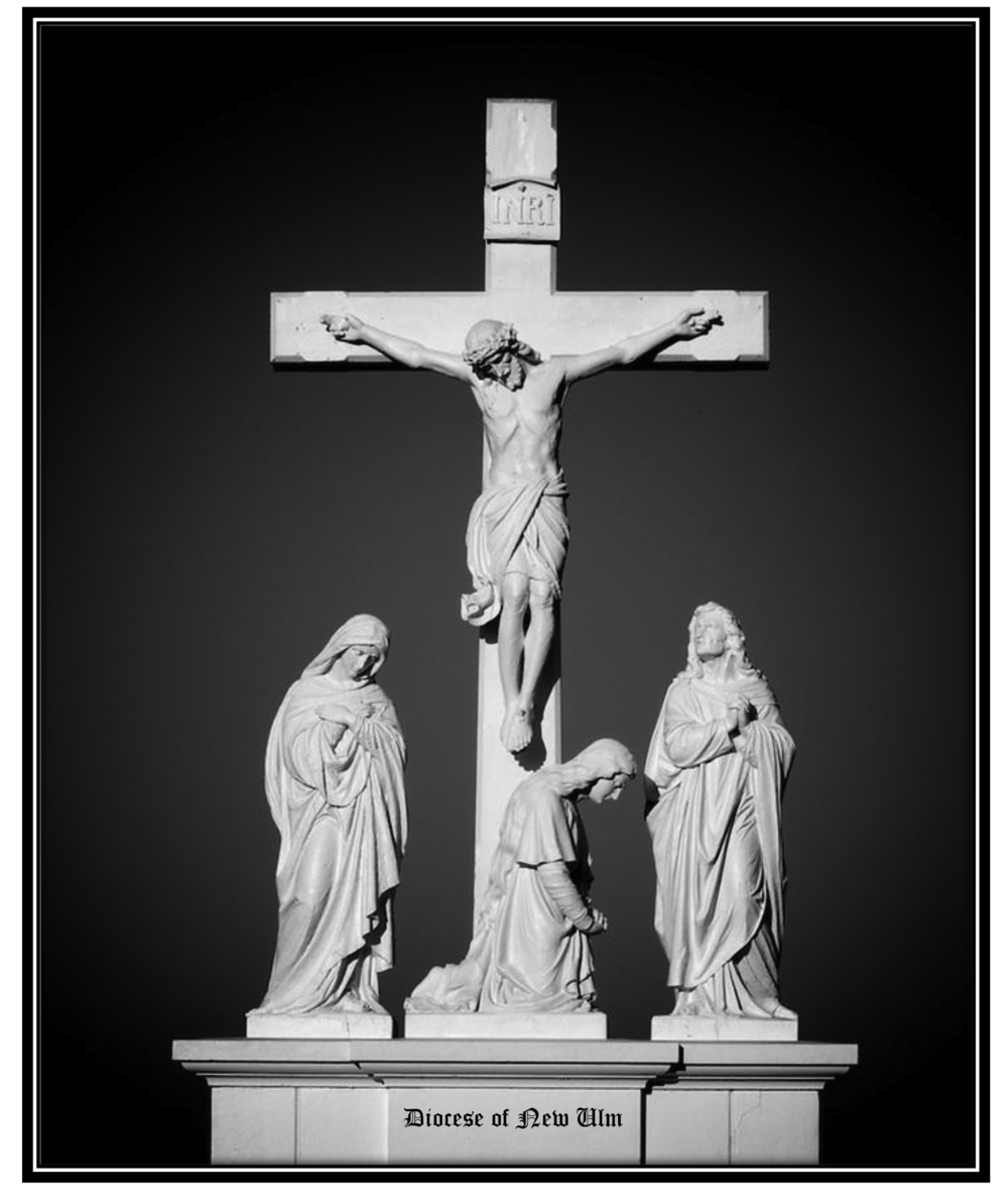 Prairie catholic series at the foot of the cross in the holy what do we mean when we refer to the holy sacrice of the mass how is the mass a sacrice this month we continue our reections on the biocorpaavc Choice Image