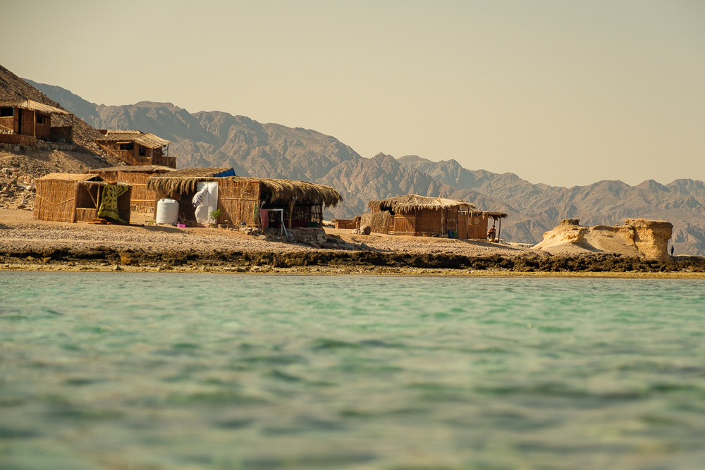 View from the Red Sea.