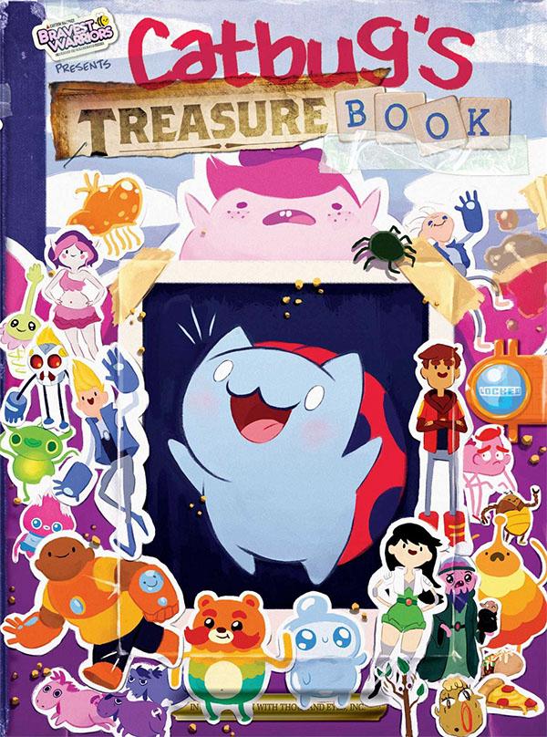 Catbug's Treasure Book
