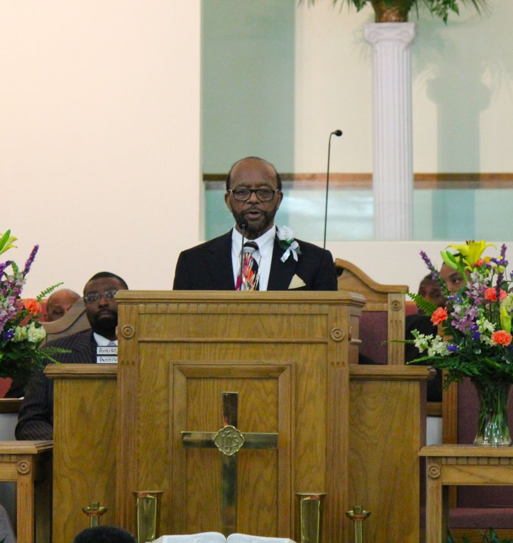 Dr. Nathaniel Smith, Co-Pastor