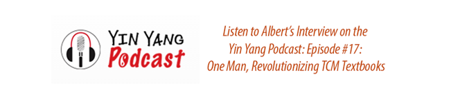 Albert Stern on the Yin Yang Podcast
