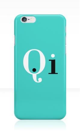 acupuncture phone case qi