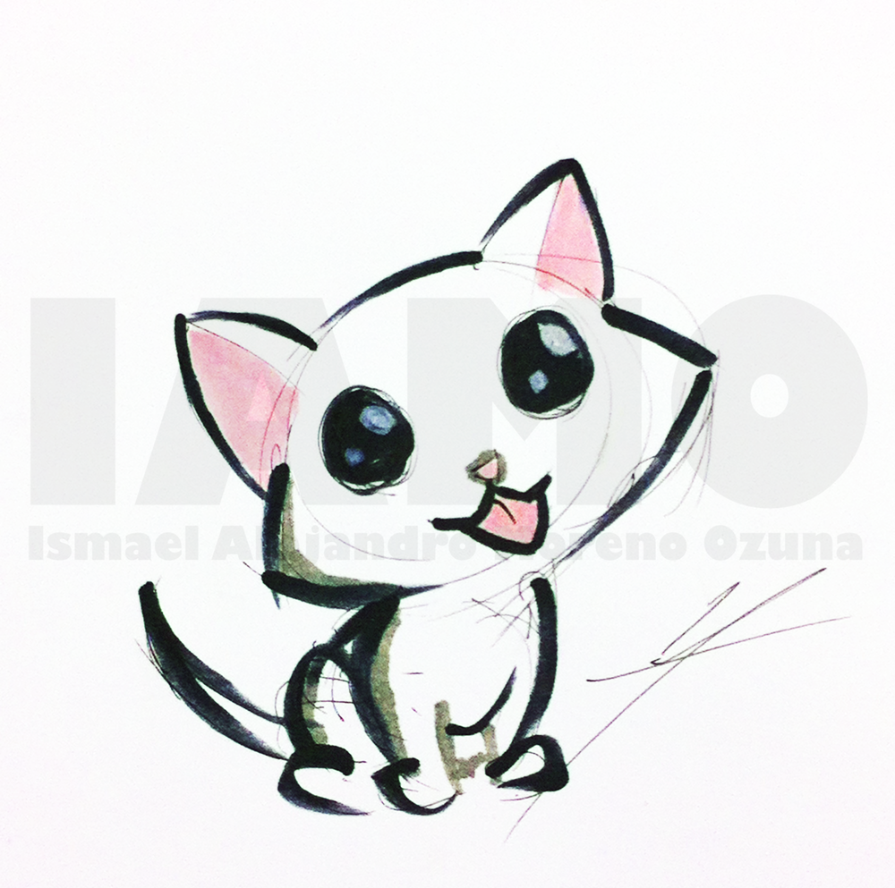 Tiny-Kitty-Sketch-by-IAMO