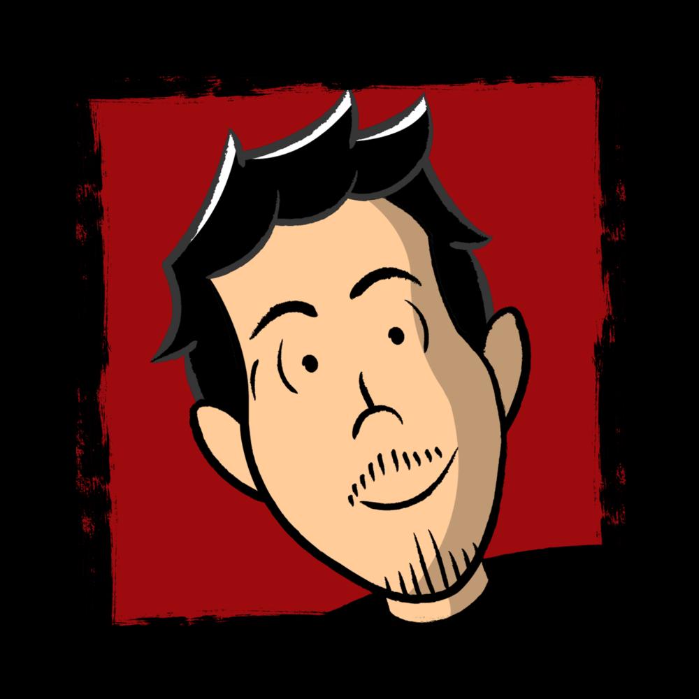 IAMO Ismael Alejandro Moreno Ozuna Cartoonist and Character Designer