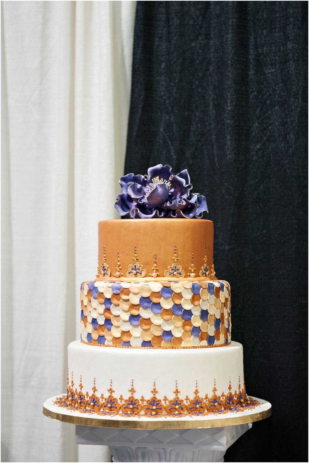 This cake was my favorite to look at. GORGEOUS!