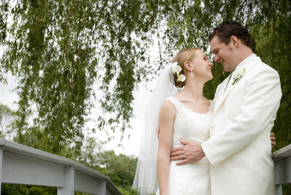 Molly and Dave were my first wedding clients in June, 2009.