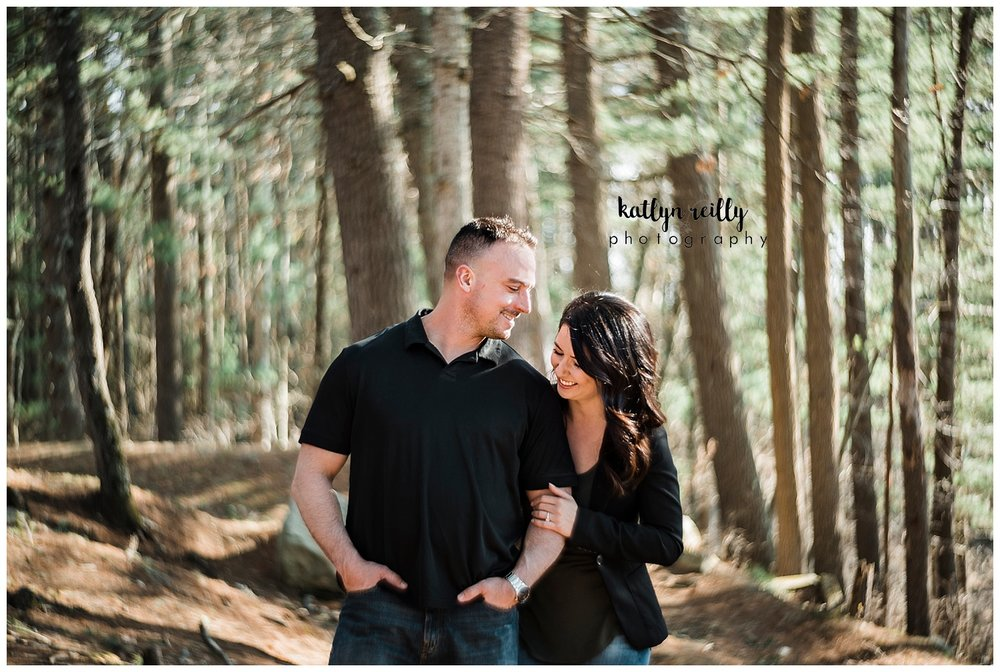 Buffumville Engagement Session