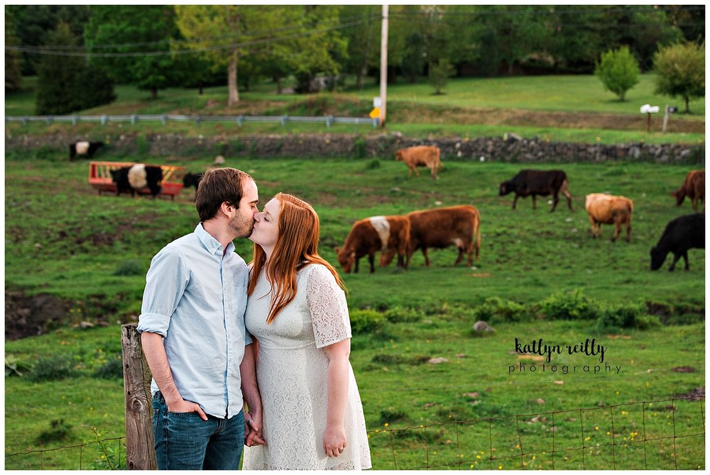 Rota Spring Farm Engagement Session