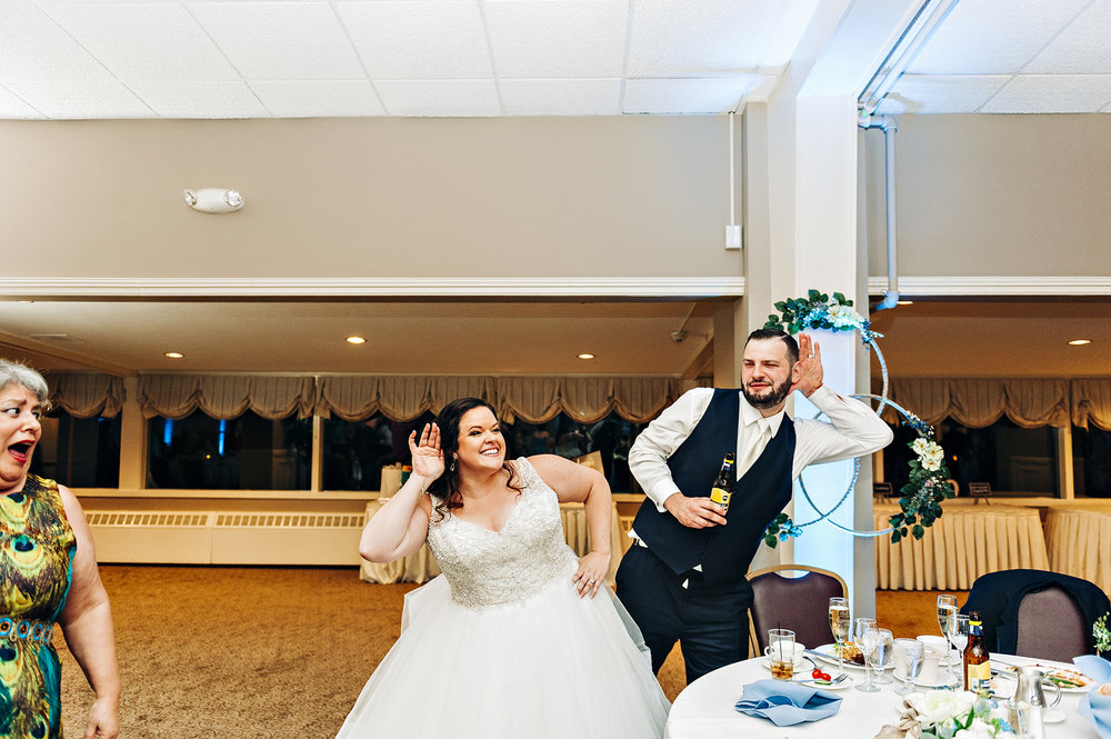 Pleasant Valley Country Club Wedding MA