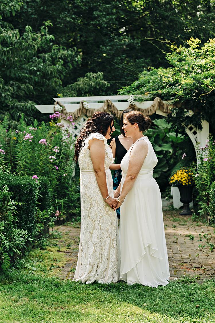 Hartman Herb Farm Wedding