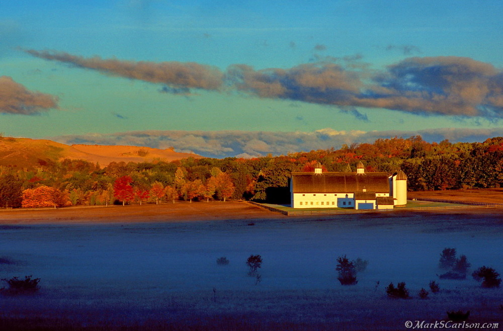 D.H. Day barns, first light, autumn, S.B.D.N.L.©markscarlson.com.jpg